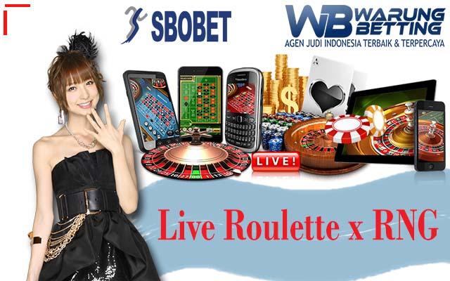 meja roulette game casino online