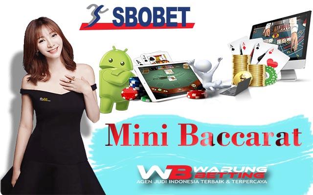 mini baccarat online