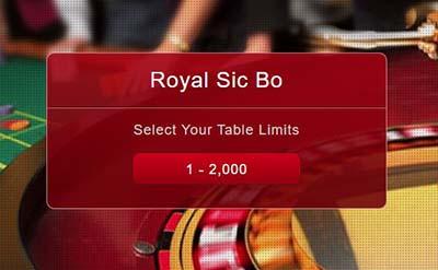 royal sicbo